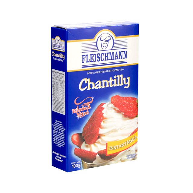 Chantilly-Fleischmann---100g