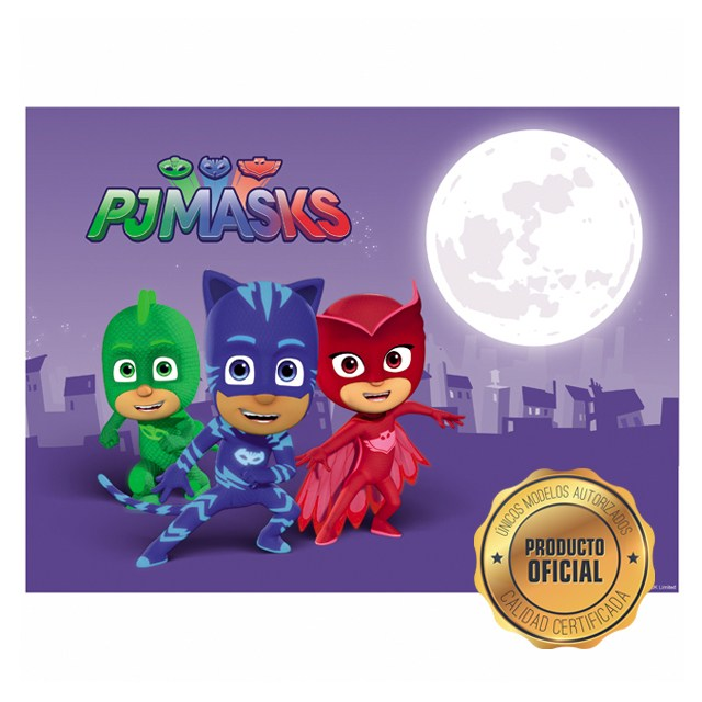 PJM 1 - PJ Masks Ciudad Rectangular1