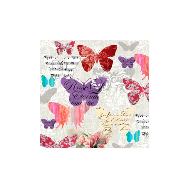 Servilleta-ROMANTIC-BUTTERFLIES