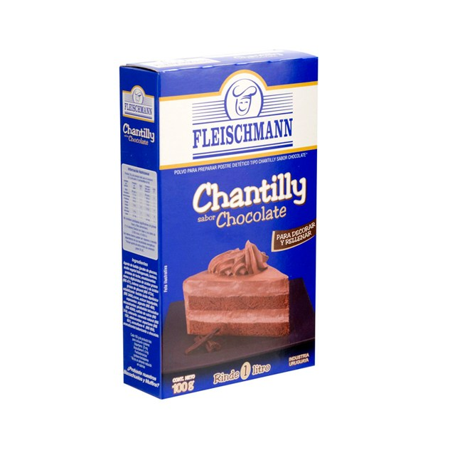 Chantilly-Fleischmann-Chocolate---100g