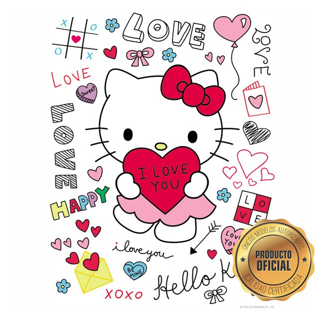 HK7_HK7_-_Hello_Kitty_Love_Rectangular